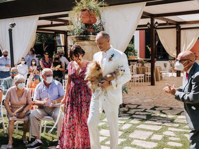 La boda de Alejandro y Vanesa en San Juan De Alicante, Alicante 30