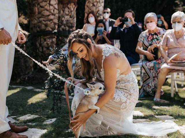 La boda de Alejandro y Vanesa en San Juan De Alicante, Alicante 31