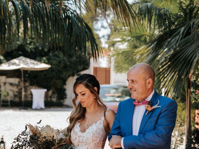 La boda de Alejandro y Vanesa en San Juan De Alicante, Alicante 33
