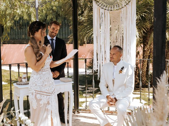 La boda de Alejandro y Vanesa en San Juan De Alicante, Alicante 34