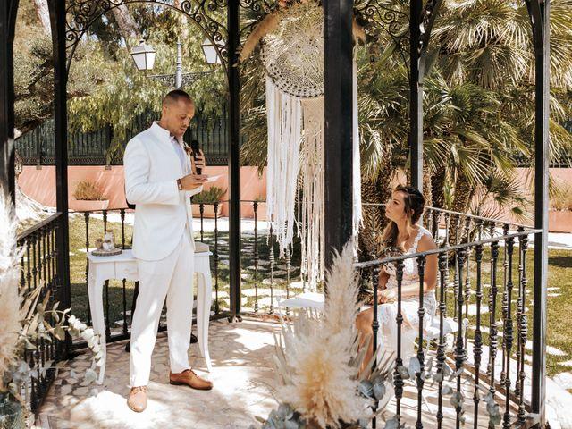 La boda de Alejandro y Vanesa en San Juan De Alicante, Alicante 38