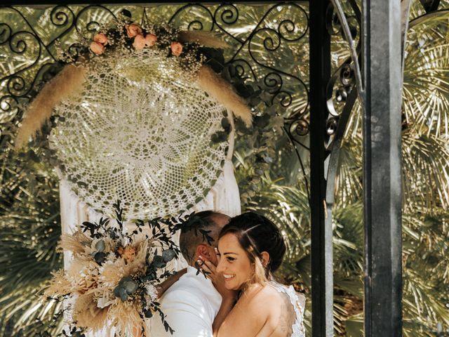 La boda de Alejandro y Vanesa en San Juan De Alicante, Alicante 40
