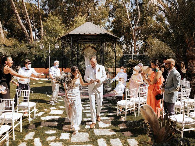 La boda de Alejandro y Vanesa en San Juan De Alicante, Alicante 42