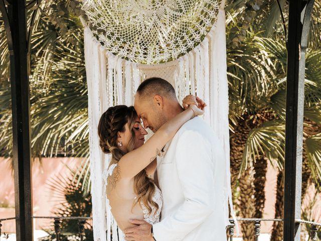 La boda de Alejandro y Vanesa en San Juan De Alicante, Alicante 45