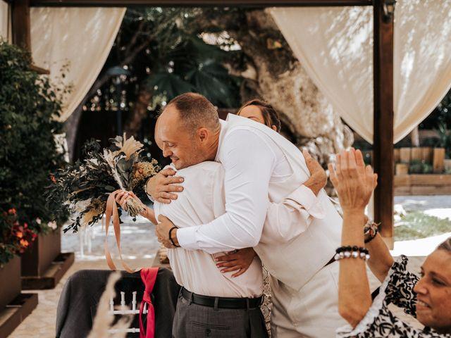 La boda de Alejandro y Vanesa en San Juan De Alicante, Alicante 47