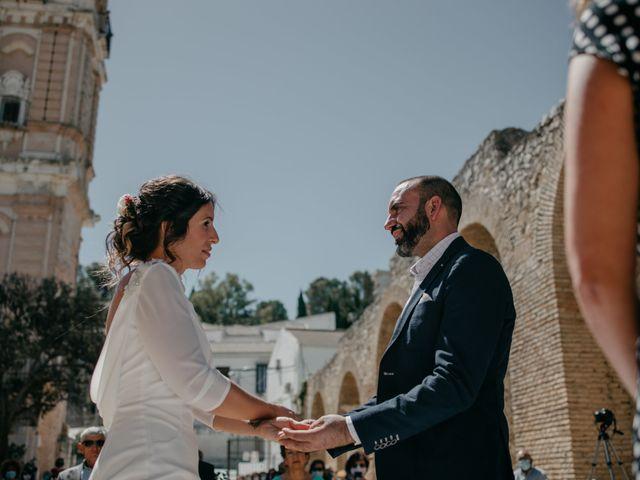 La boda de María y José Antonio
