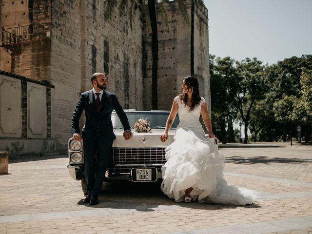 La boda de José Antonio y María en Jerez De La Frontera, Cádiz 3
