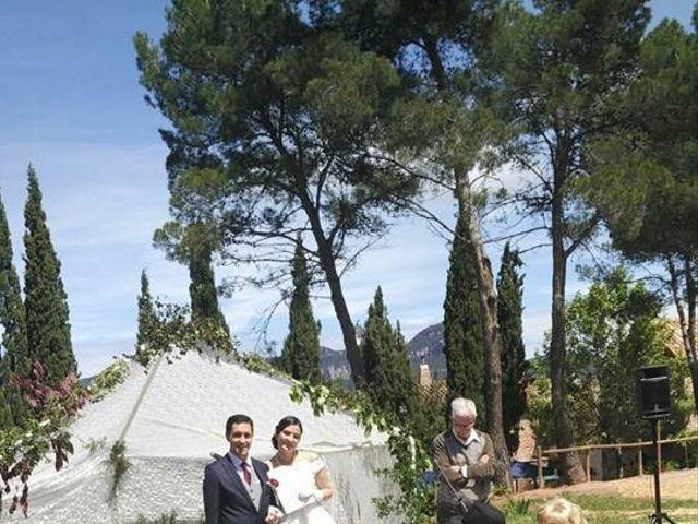 La boda de  Lluc y Cristina en Caldes De Montbui, Barcelona 4