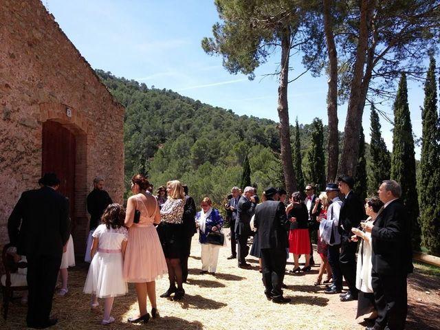 La boda de  Lluc y Cristina en Caldes De Montbui, Barcelona 5
