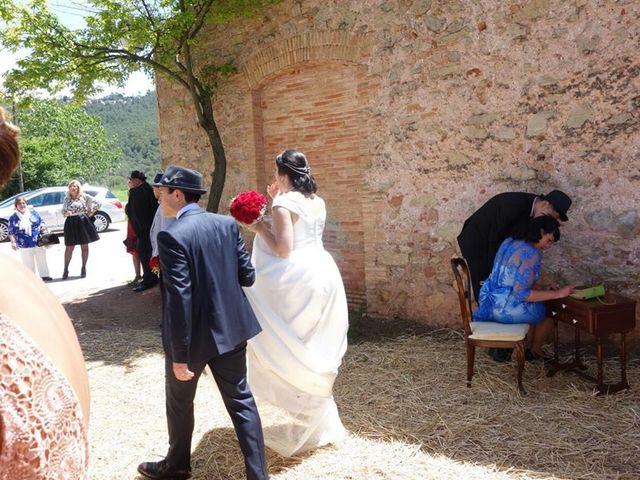 La boda de  Lluc y Cristina en Caldes De Montbui, Barcelona 6