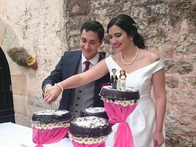 La boda de  Lluc y Cristina en Caldes De Montbui, Barcelona 8