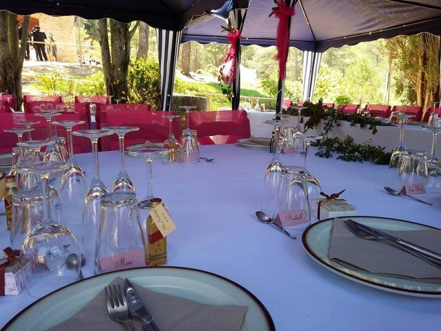 La boda de  Lluc y Cristina en Caldes De Montbui, Barcelona 11