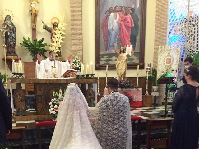 La boda de Mélanie y José Antonio en Pozo Alcon, Jaén 3