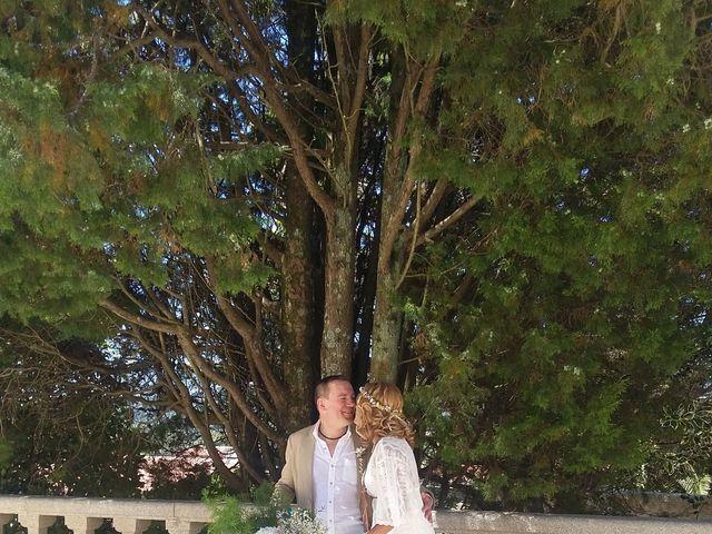 La boda de David y Lia en Padron, A Coruña 3