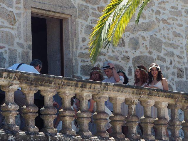 La boda de David y Lia en Padron, A Coruña 7
