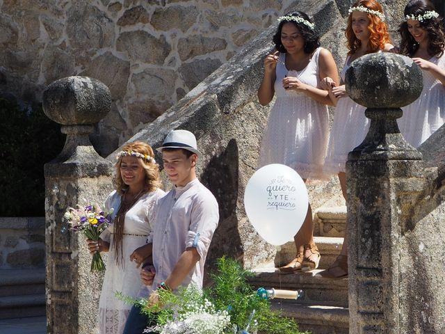 La boda de David y Lia en Padron, A Coruña 8