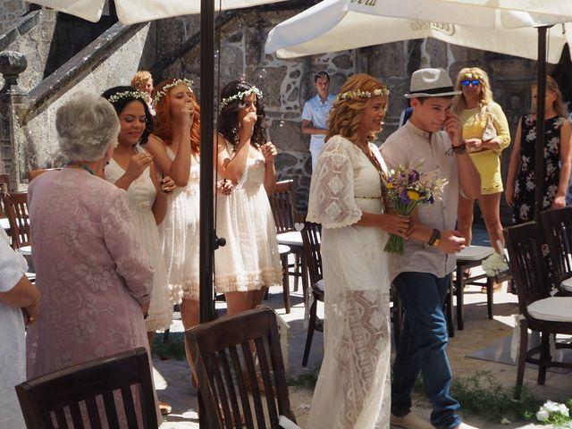La boda de David y Lia en Padron, A Coruña 9