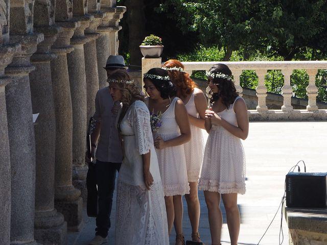 La boda de David y Lia en Padron, A Coruña 11