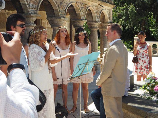 La boda de David y Lia en Padron, A Coruña 12