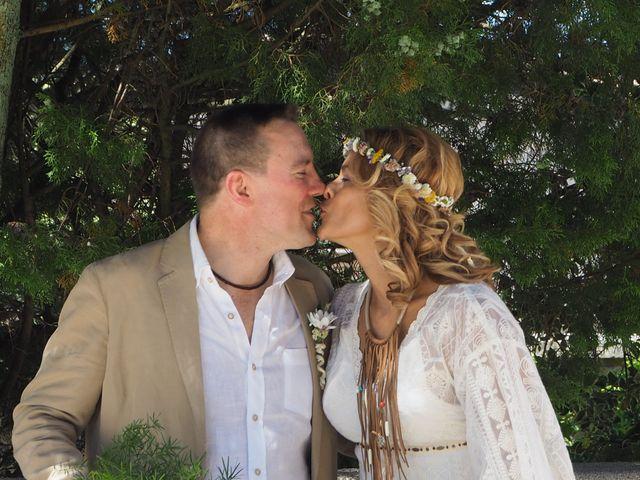 La boda de David y Lia en Padron, A Coruña 13