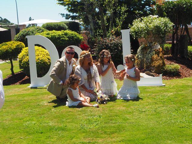 La boda de David y Lia en Padron, A Coruña 14