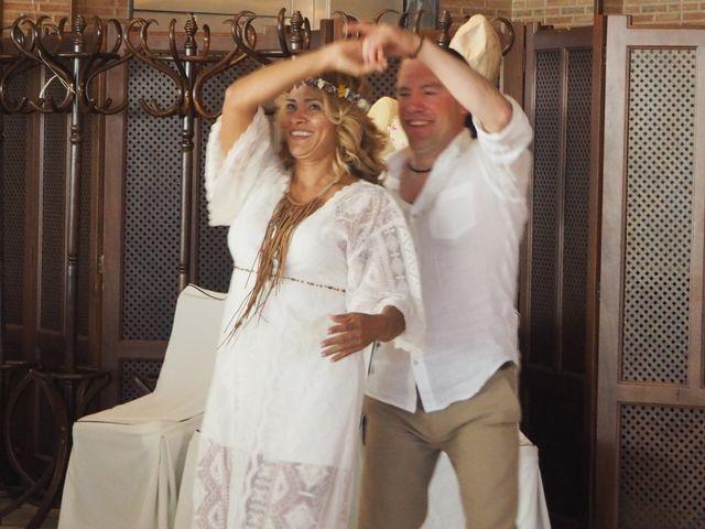 La boda de David y Lia en Padron, A Coruña 19