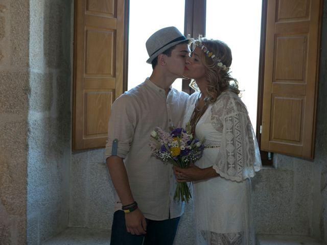 La boda de David y Lia en Padron, A Coruña 28