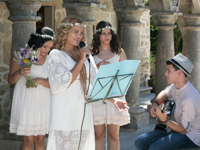 La boda de David y Lia en Padron, A Coruña 33