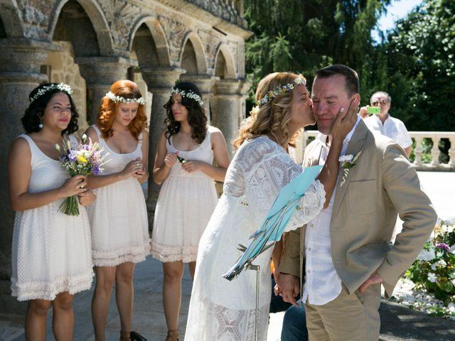 La boda de David y Lia en Padron, A Coruña 34