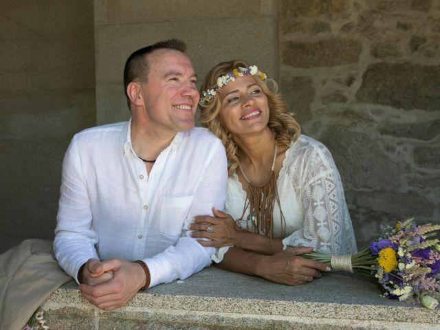 La boda de David y Lia en Padron, A Coruña 36