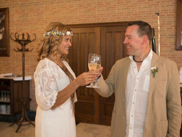 La boda de David y Lia en Padron, A Coruña 42