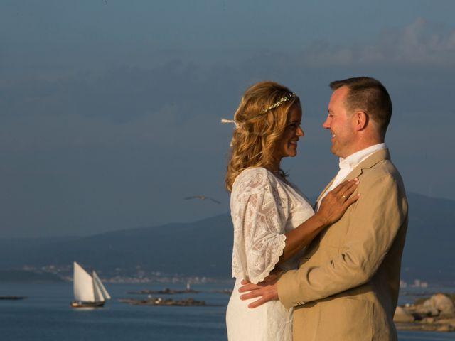 La boda de David y Lia en Padron, A Coruña 44