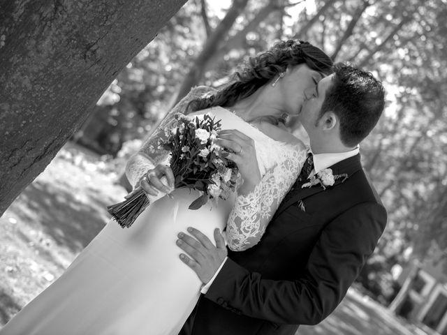 La boda de Jessica y Alex
