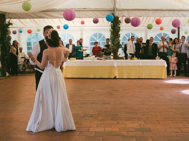 La boda de Luis y Nohemí en Pedraza, Segovia 2