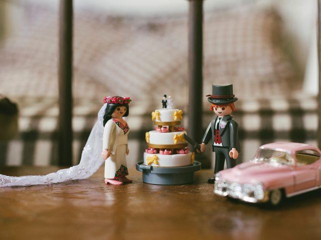 La boda de Luis y Nohemí en Pedraza, Segovia 10
