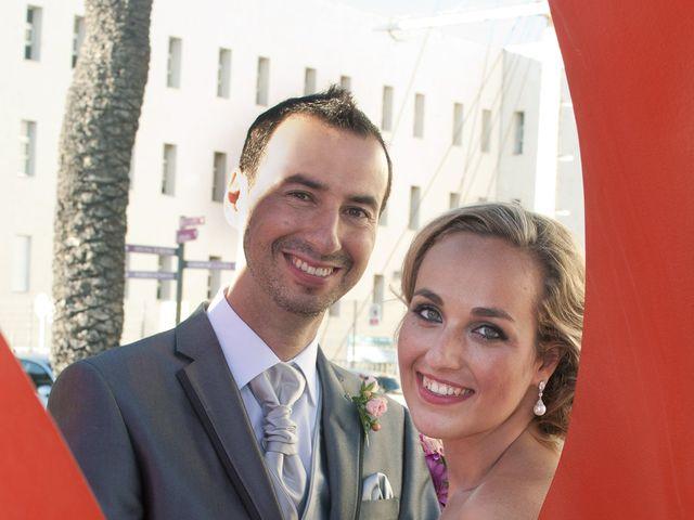 La boda de Isaak y Sandra en Chiclana De La Frontera, Cádiz 6