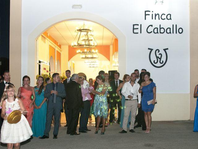 La boda de Isaak y Sandra en Chiclana De La Frontera, Cádiz 9