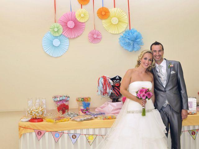 La boda de Isaak y Sandra en Chiclana De La Frontera, Cádiz 11