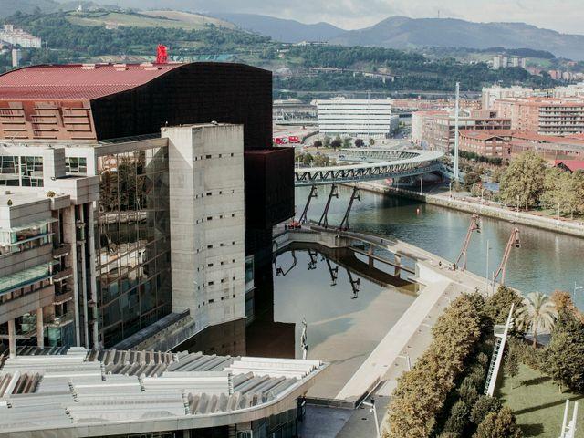 La boda de Gonzalo y Noelia en Bilbao, Vizcaya 25