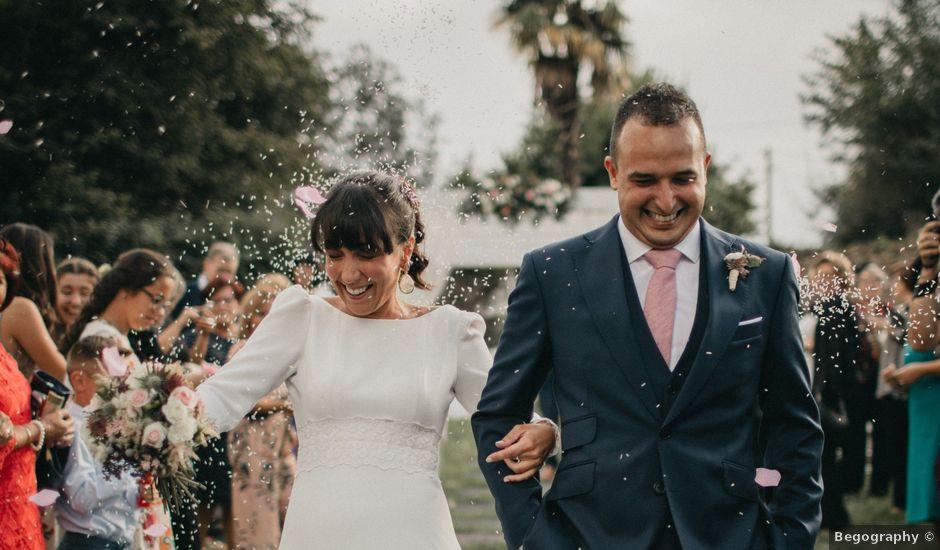 La boda de Héctor y Irene en Oviedo, Asturias