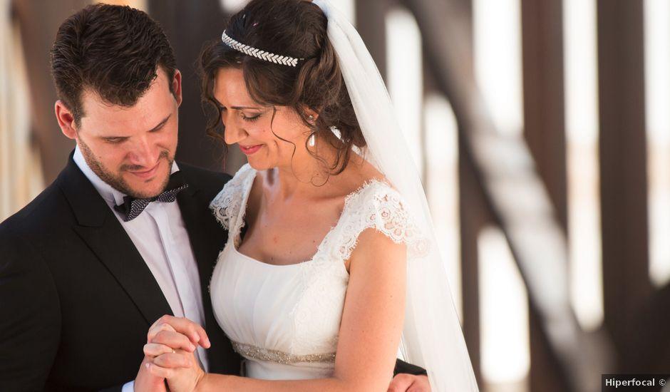 La boda de Javi y Mamen en Aceuchal, Badajoz