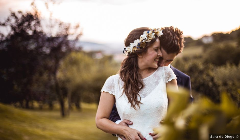 La boda de Txaber y Miren en Berango, Vizcaya