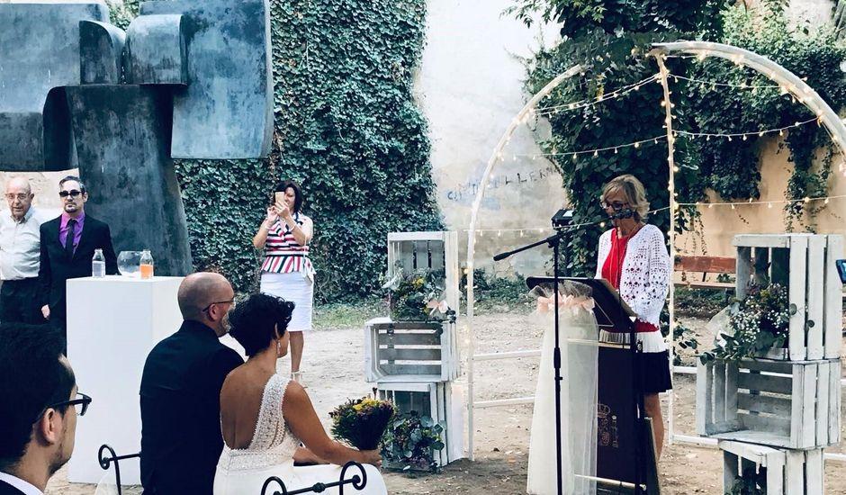 La boda de Mario y Carolina en Almansa, Albacete