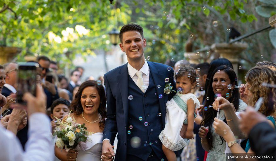 La boda de Christian y Tatiana en Palma De Mallorca, Islas Baleares
