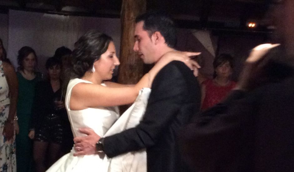 La boda de Nerea y David en Segovia, Segovia