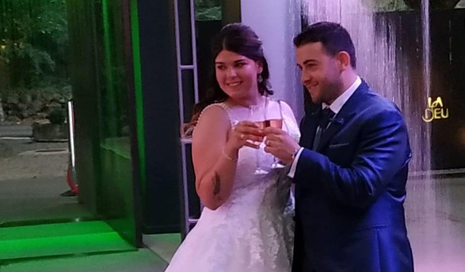 La boda de Joan  y Raquel  en Olot, Girona