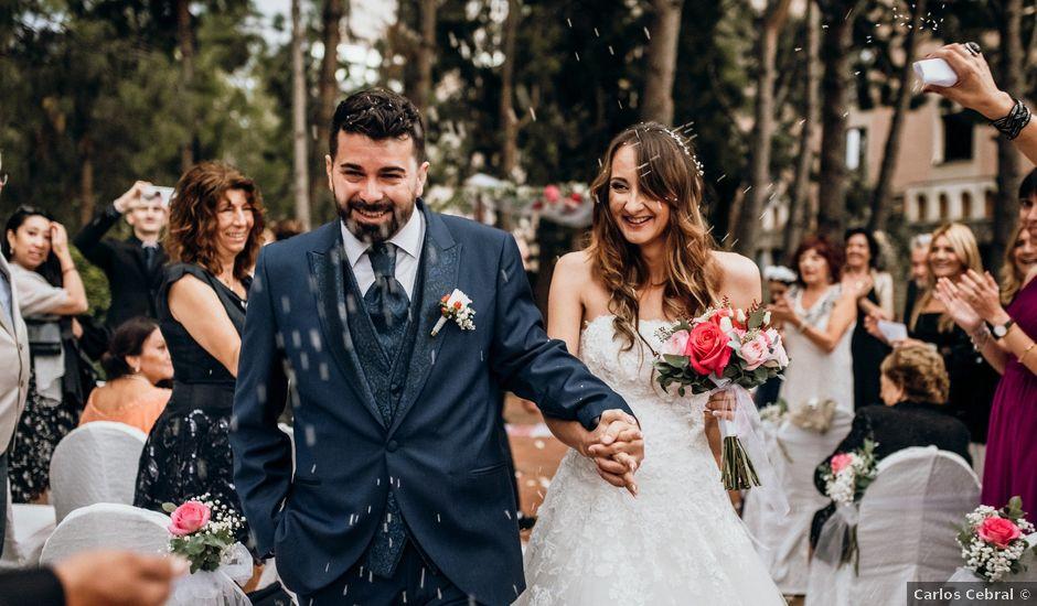 La boda de Sebas y Masha en Montbrio Del Camp, Tarragona