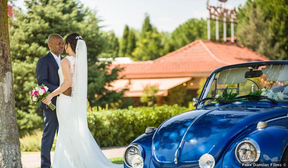 La boda de Nyarie y Marta en Boadilla Del Monte, Madrid