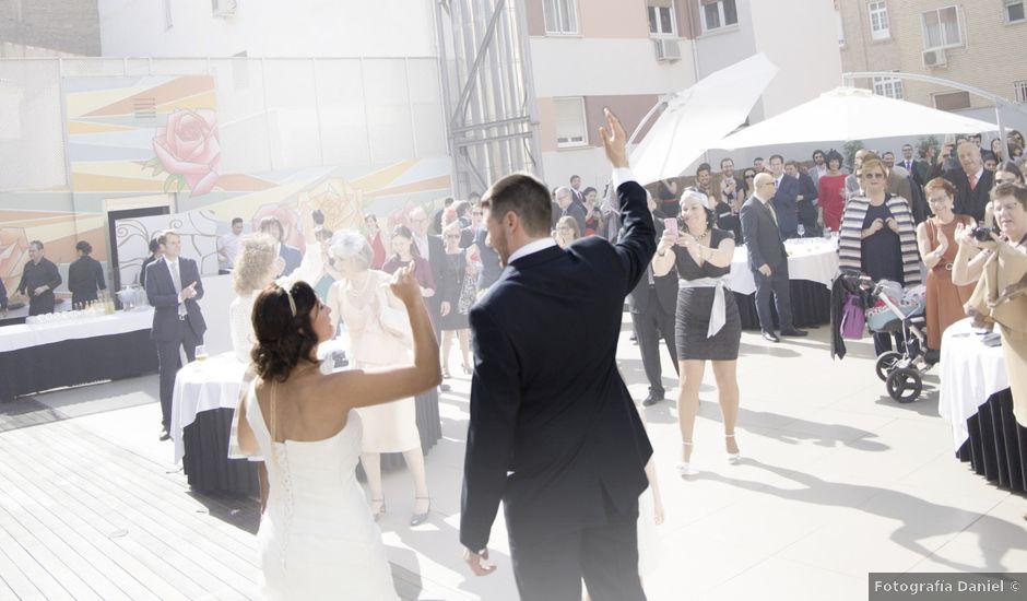 La boda de Jorge y Maria en Zaragoza, Zaragoza