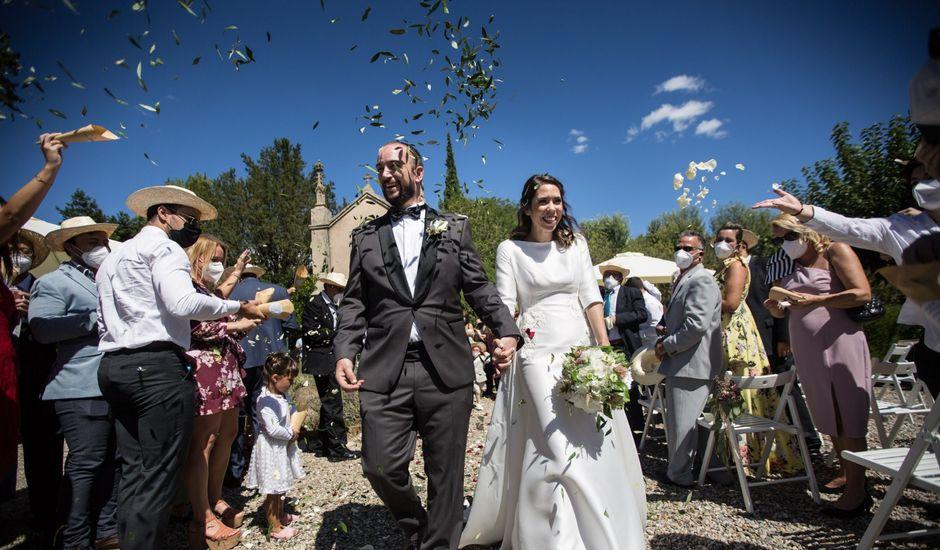 La boda de Isa y Dani en Odena, Barcelona